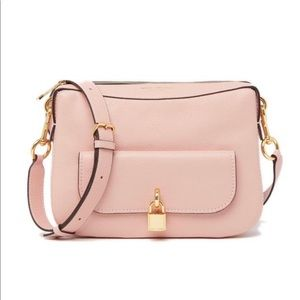 🌺Marc Jacobs Lock That Messenger Crossbody Bag